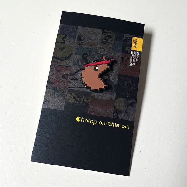 Chomp On This MASTER P pin