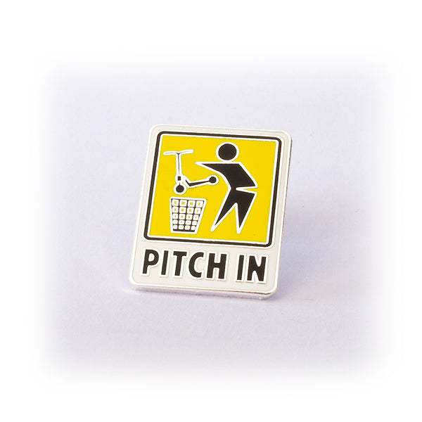Pitch In 2.0 by Pindejo