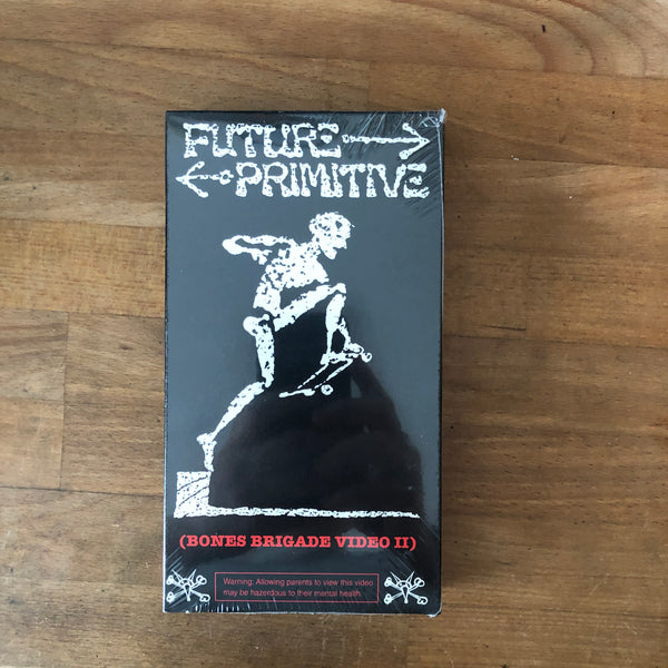 Powell Peralta Future Primitive VHS - NEW IN BOX
