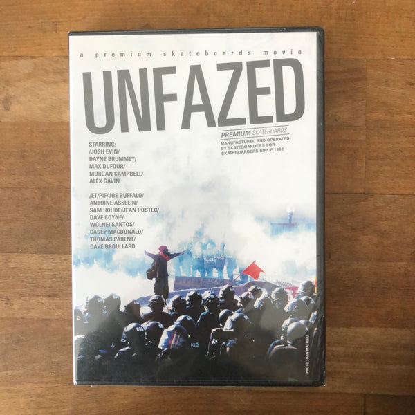 "Premium ""Unfazed"" DVD - NEW IN BOX"