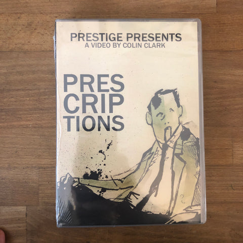 Prescriptions DVD - NEW IN BOX
