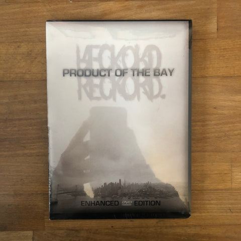 Product of the Bay DVD - NEW IN BOX