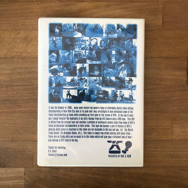 Zoo York RB Umali NY Revisited DVD