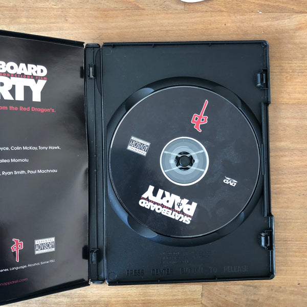 RDS Skateboard Party DVD