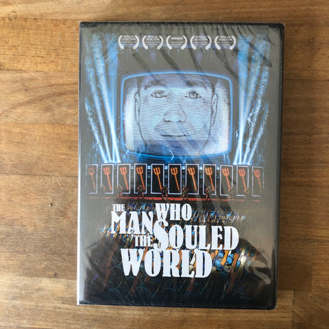 The Man Who Souled the World Rocco Documentry DVD - NEW IN BOX