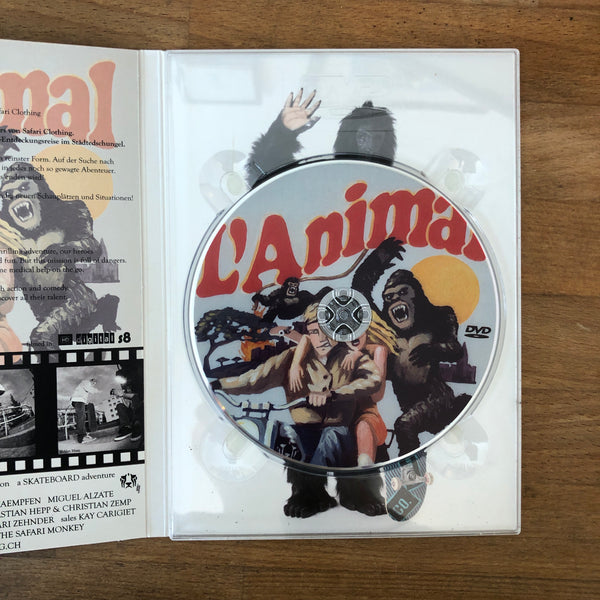 Safari LAnimal DVD