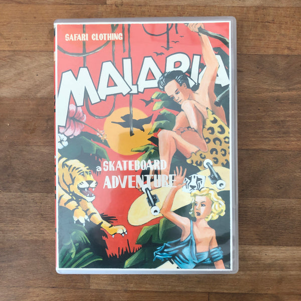 "Safari ""Malaria"" DVD"