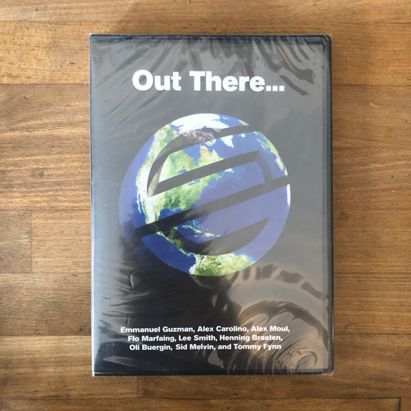 Santa Cruz Out There DVD - NEW IN BOX