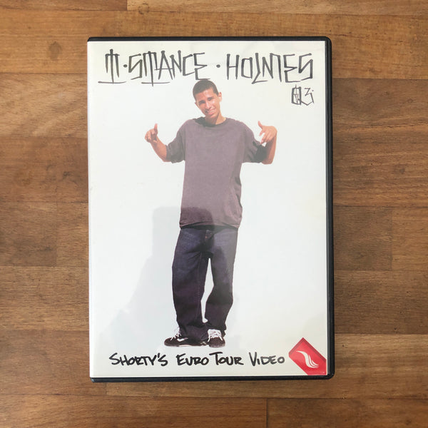 "Shorty's ""T-Stance"" DVD"