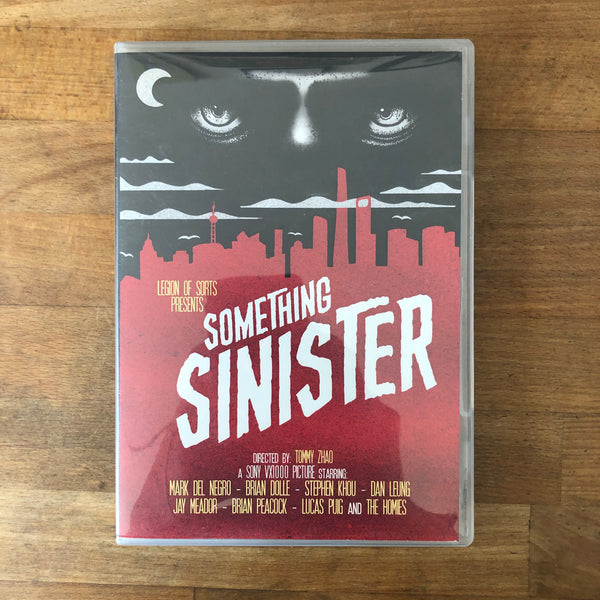Something Sinister DVD - Lucas Puig Amazing Part