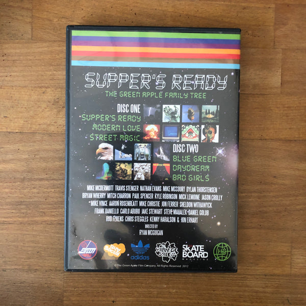 Green Apple Suppers Ready DVD - CANADA