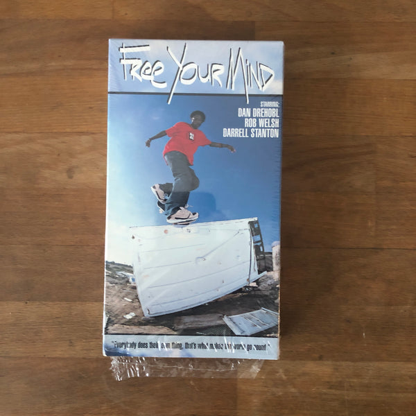 Transworld Free Your Mind VHS