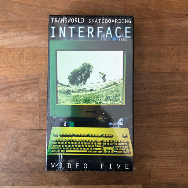 Transworld Interface VHS - NEW IN BOX