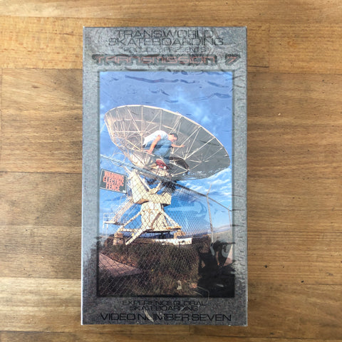 Transworld Transmission 7 VHS