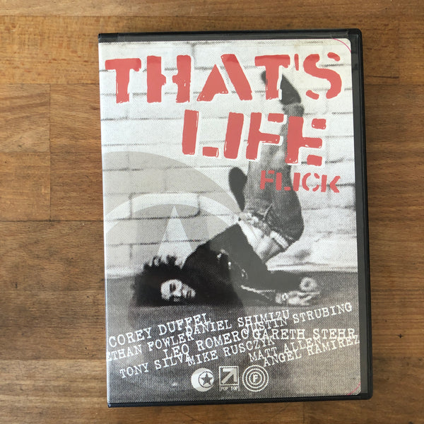 Foundation Thats Life DVD