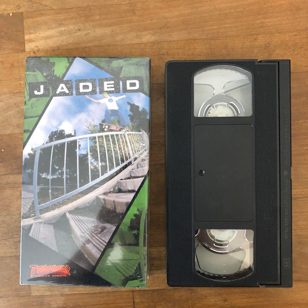 "Thrasher ""Jaded"" VHS"