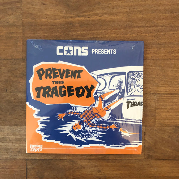 Thrasher Prevent This Tragedy DVD