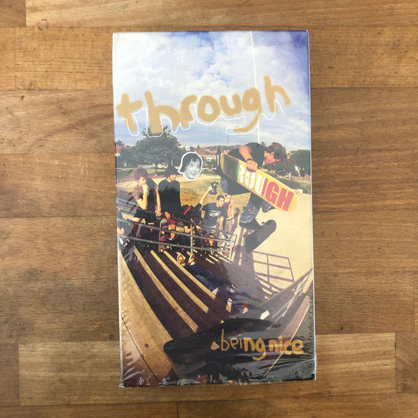 Through Being Nice 01 VHS