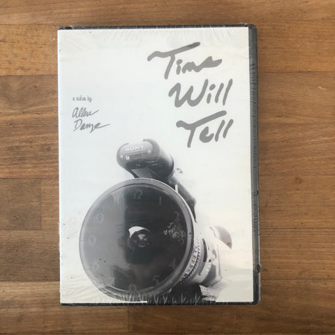 Time Will Tell DVD - NEW IN BOX