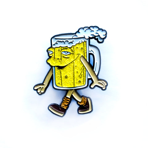 Drunk Beer by Travis Millard