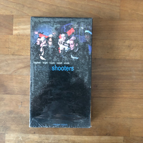 Trouble Shooters VHS - LEGENDARY SD VIDEO