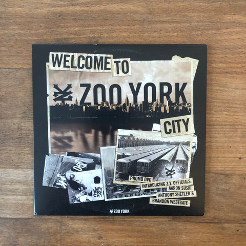 Zoo York Welcome To Zoo DVD