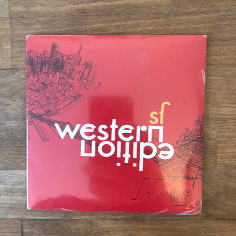 Western Edition SF Promo DVD - NEW IN BOX