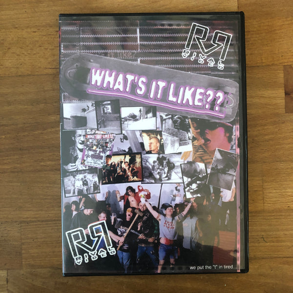 What Its Like DVD