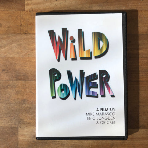 Wild Power DVD