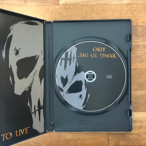 "Zero ""Dying To Live"" Special Edition DVD"