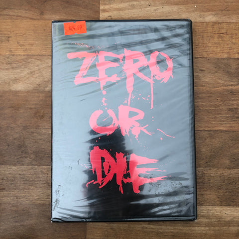 "Zero ""New Blood"" DVD"