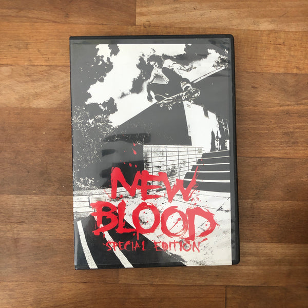 "Zero ""New Blood"" Special Edition DVD"