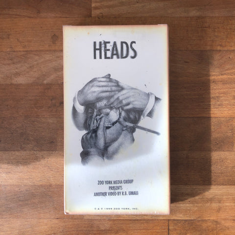 "Zoo York ""Heads"" VHS - NEW IN BOX"