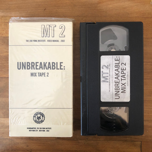 "Zoo York ""Mixtape Vol 2"" VHS"