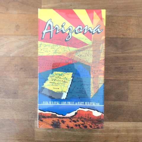 """Arizona"" VHS - NEW IN BOX"