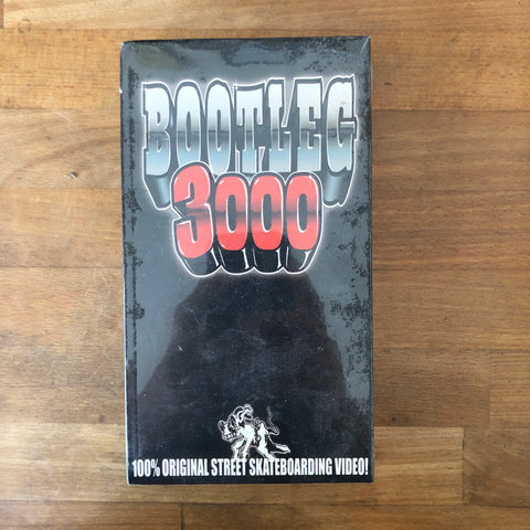 "Bootleg ""Bootleg3000"" VHS - NEW IN BOX"