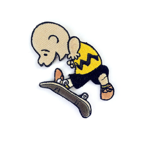 360 Flip Charlie Brown Patch by EliStrator