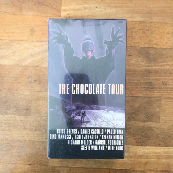 "Chocolate ""The Chocolate Tour"" VHS - NEW IN BOX"