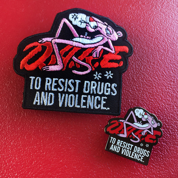 DARE Pin by ERMSY