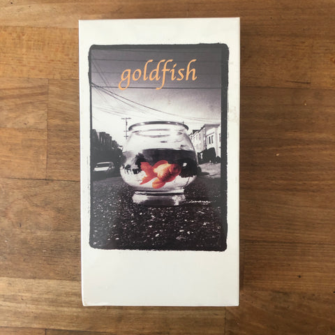 "Girl ""Goldfish"" VHS - NEW IN BOX"
