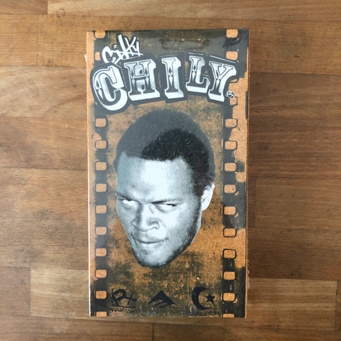 "Pharmacy Skateshop ""Chily"" VHS - NEW IN BOX"