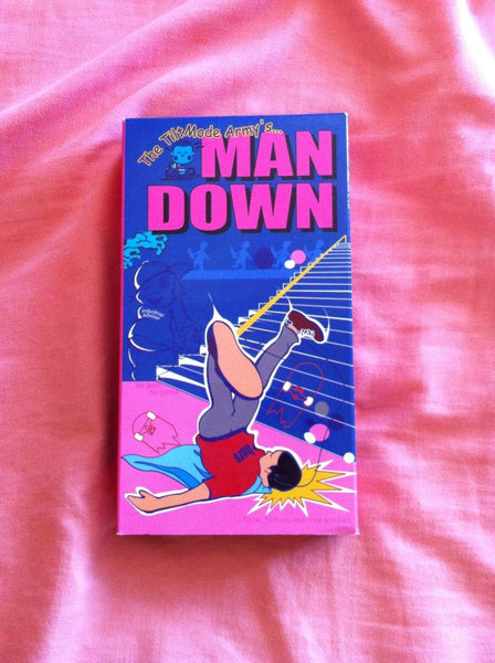 "Tiltmode ""Man Down"" VHS by SkateNerd & Pindejo - Season 2"
