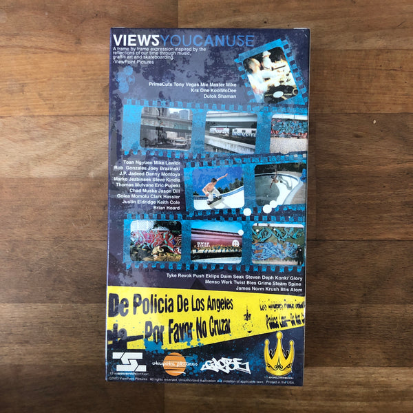 """Views You Can Use"" VHS - NEW IN BOX"