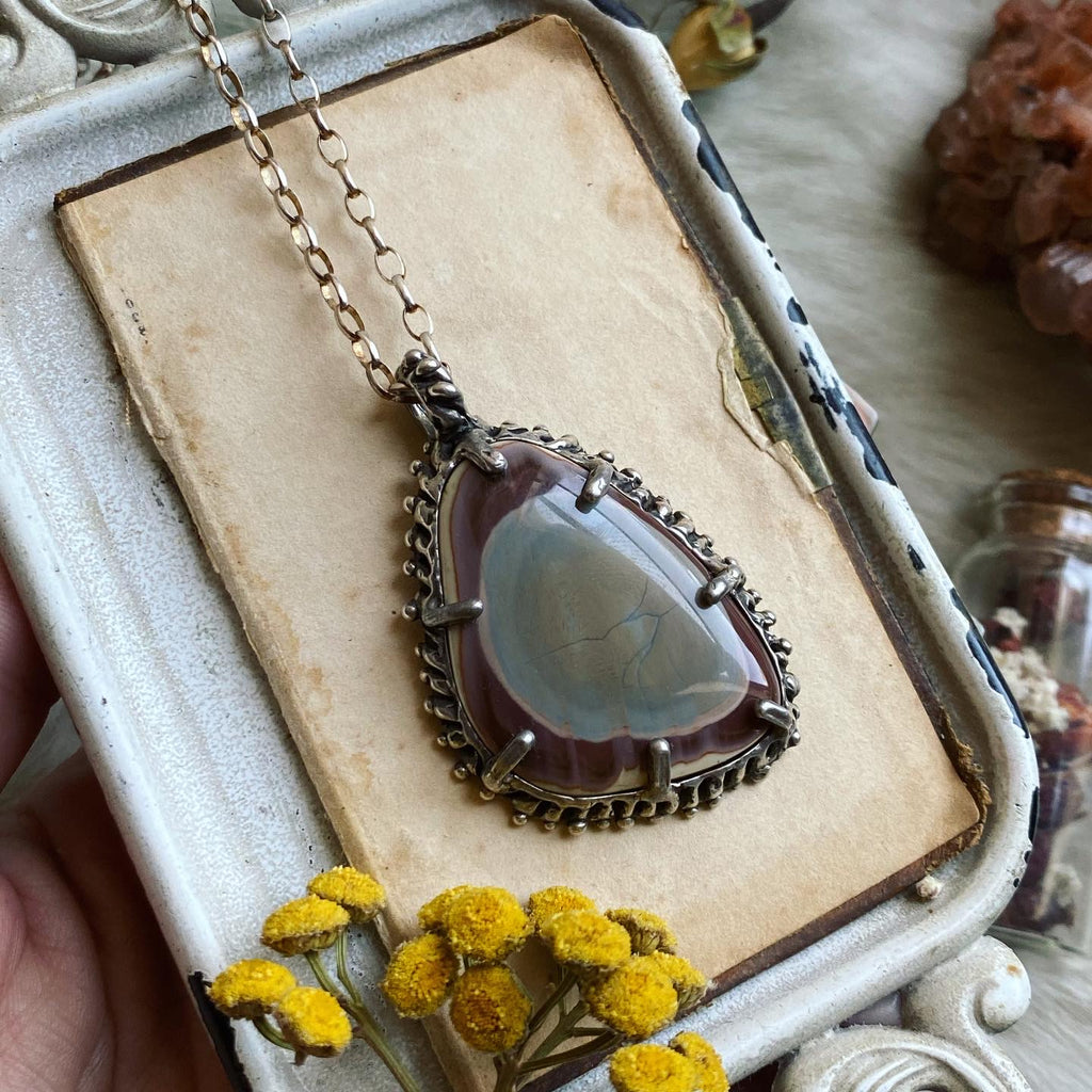 The Forester Talisman - Imperial Jasper