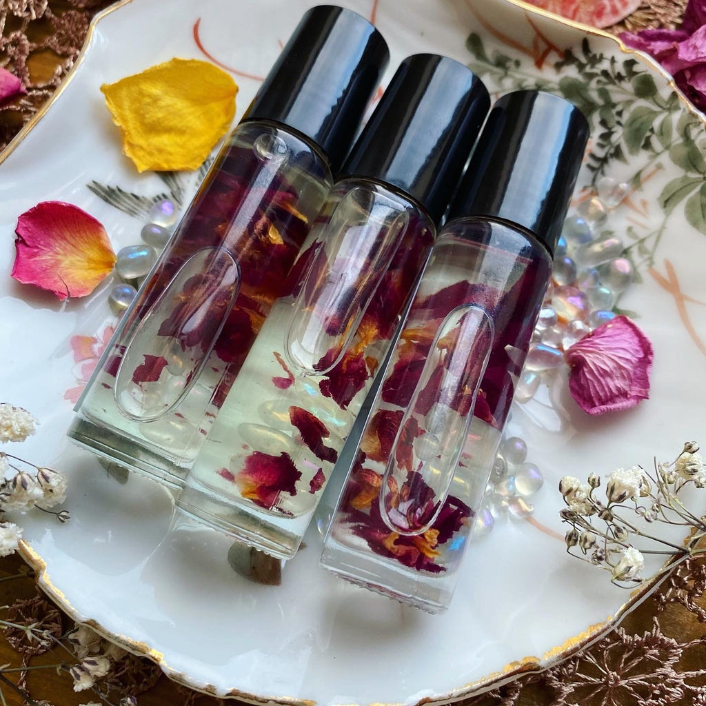 Angelic Romance Essential Oil Roller Ball Perfume