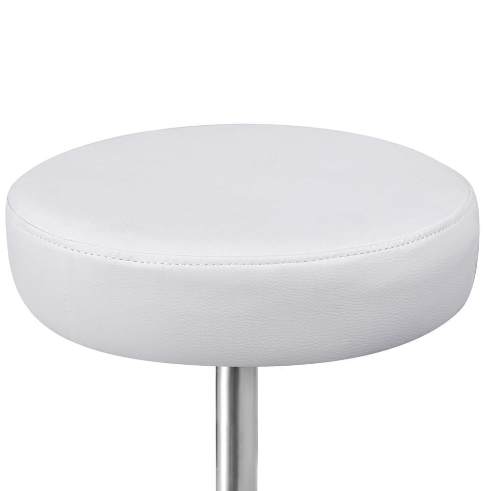 Wonderful Table Bar De Salon #13: Aim - Chicago Salon Stool White