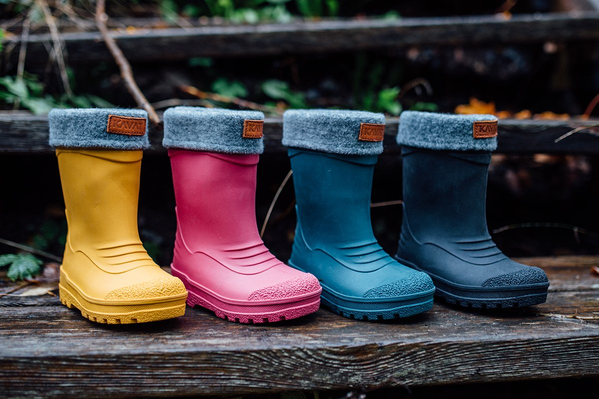 3870935ff742 Kavat Gimo rubber boots in four colours