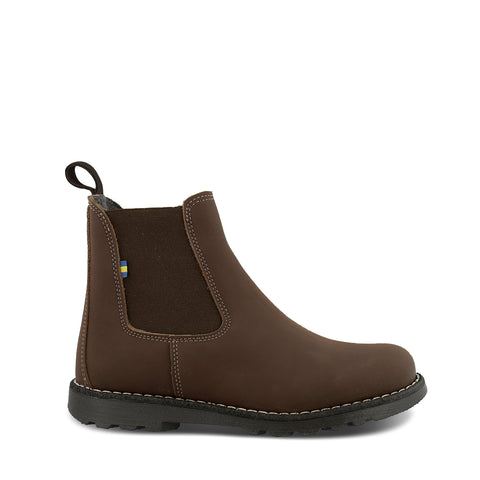Bodås Junior XC Dark brown- Outlet