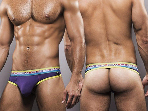 AC9599 ALMOST NAKED FREEDOM JOCK (PURPLE)