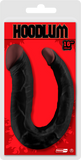"16"" Thin Double Dong (Black)"